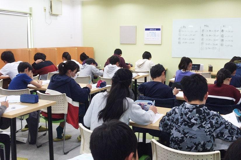 教室内風景01